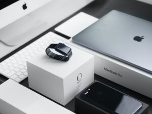 Macbook and Apple accessories