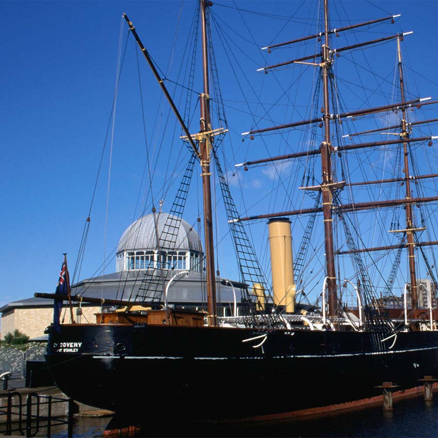 Discovery Point & RRS Discovery