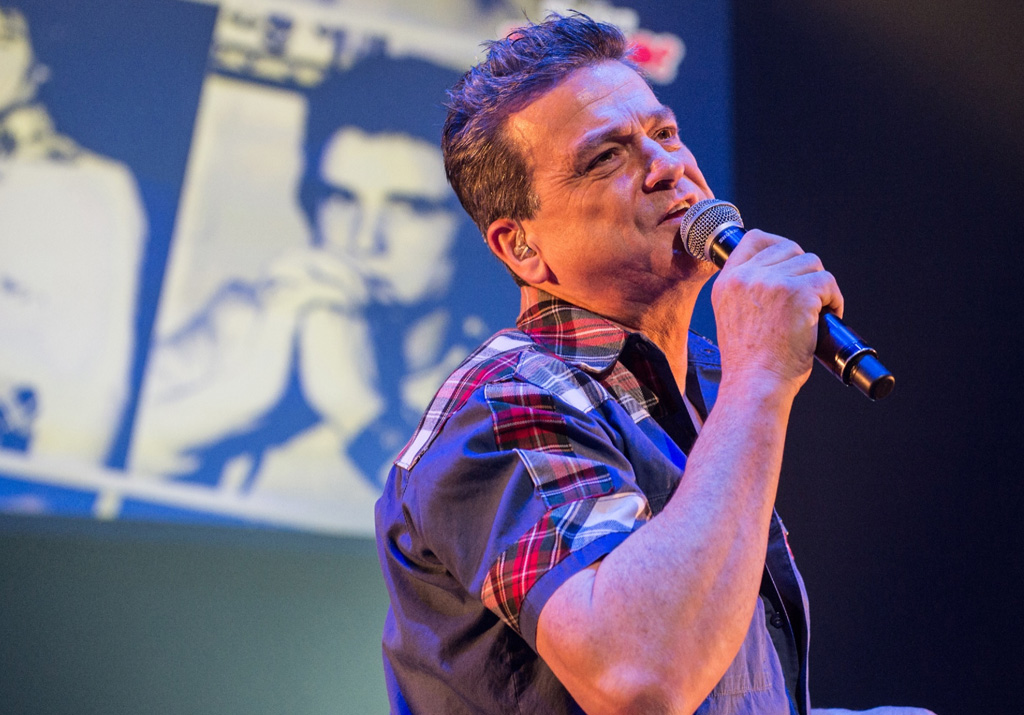 Bay City Rollers at Whitehall Theatre