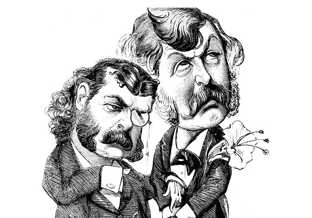 Gilbert and Sullivan at Whitehall Theatre