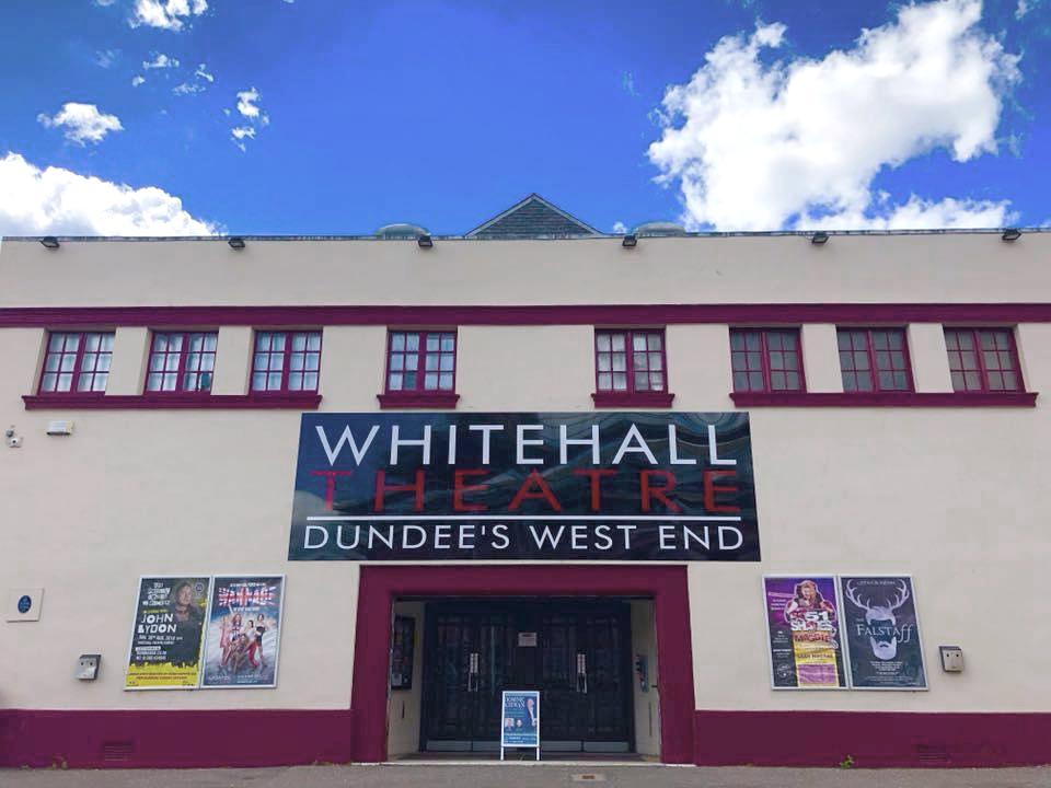 Whitehall Theatre façade